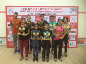 Junior Nationals 2015 - winners